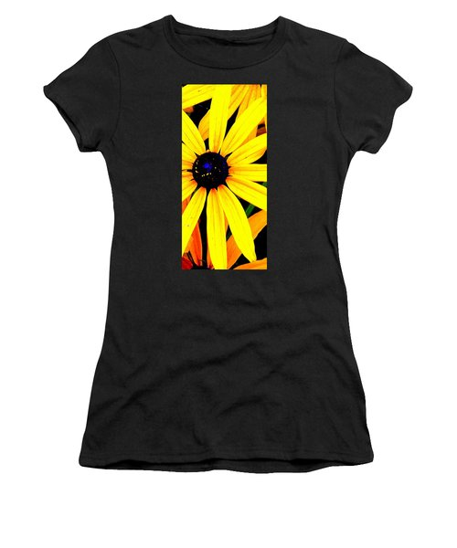 Center Of Attention Women's T-Shirt (Athletic Fit)