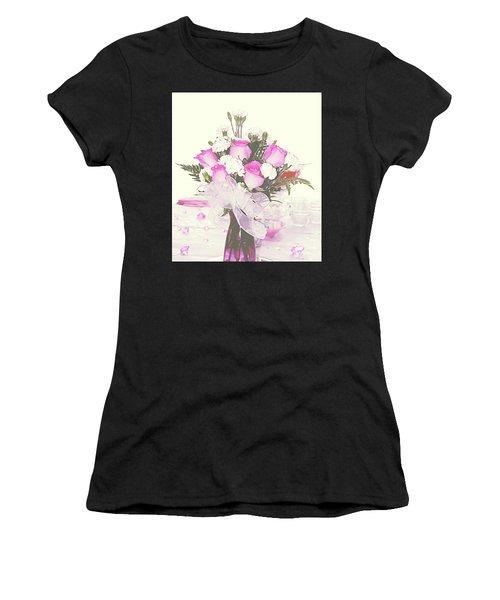 Centerpiece Women's T-Shirt (Athletic Fit)