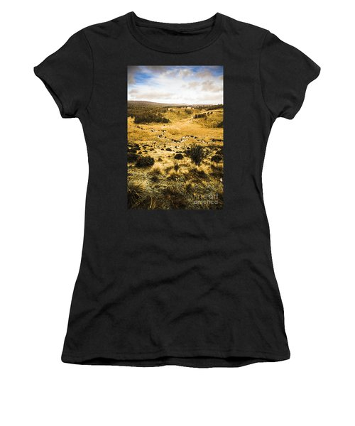 Central Highlands Of Tasmania Women's T-Shirt
