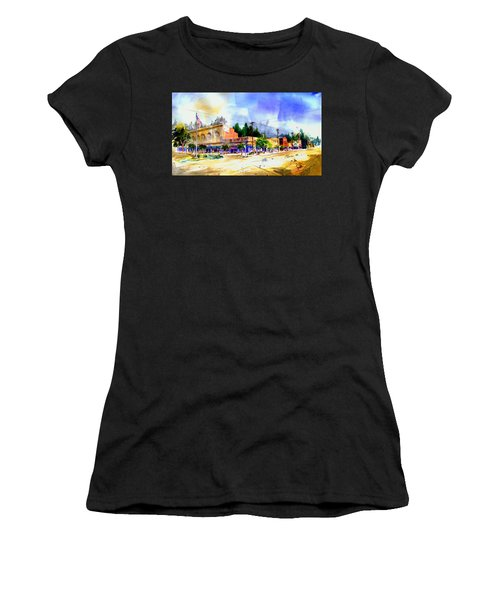 Central Square Auburn Women's T-Shirt