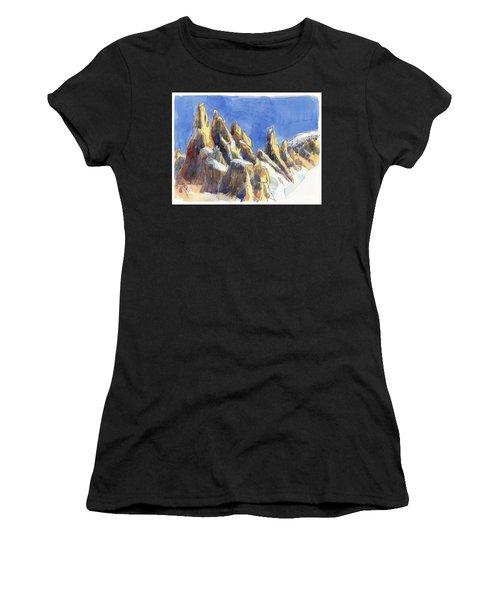 Cerro Torre, Patagonia Women's T-Shirt
