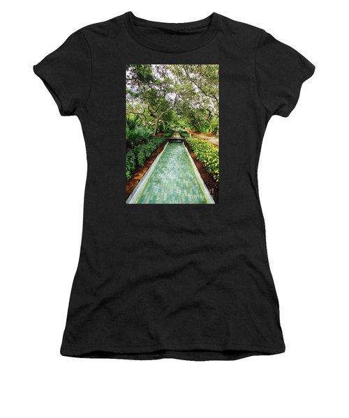 Cerulean Park Women's T-Shirt (Athletic Fit)
