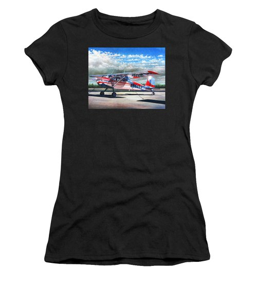 Cessna 140 Women's T-Shirt