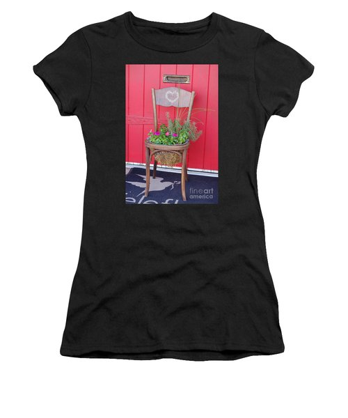 Chair Planter Women's T-Shirt