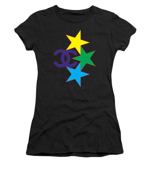 Chanel Stars-1 Women's T-Shirt