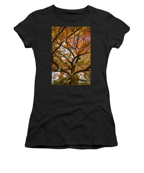 Changing Of The Oak Women's T-Shirt