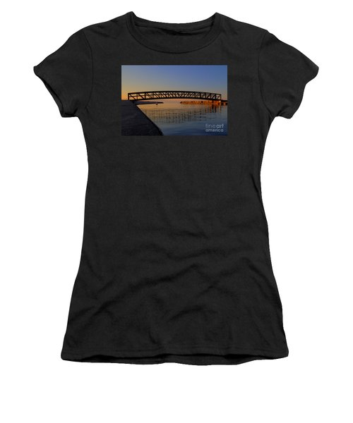 Channel Sunset Women's T-Shirt