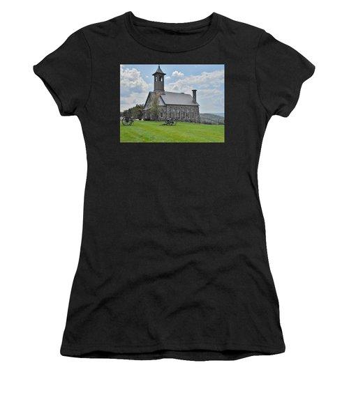 Chapel 2 Women's T-Shirt (Athletic Fit)