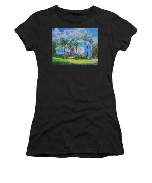 Chapel Of St. Panteleimon Women's T-Shirt (Athletic Fit)