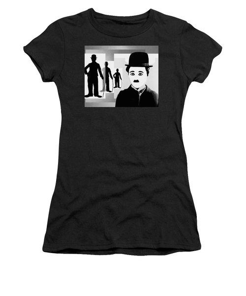 Chaplin, Charlie Chaplin Women's T-Shirt