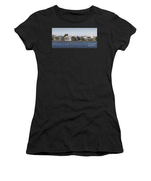 Charleston Battery Row Panorama 2 Women's T-Shirt