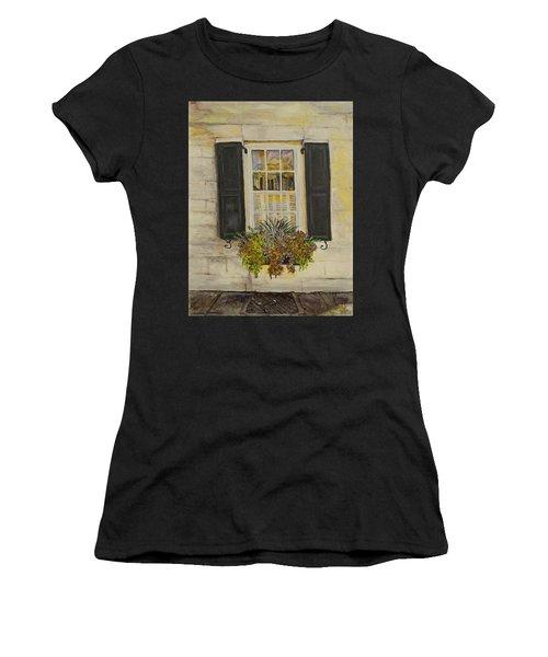 Charleston Window Women's T-Shirt