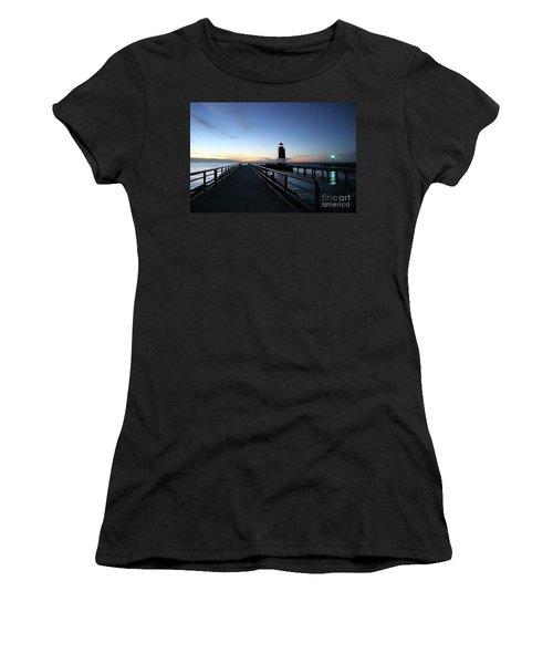 Charlevoix Light Tower Women's T-Shirt