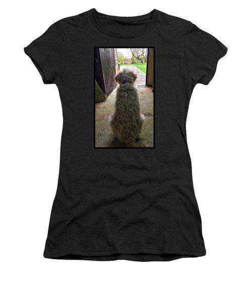 Charlie Dog Women's T-Shirt