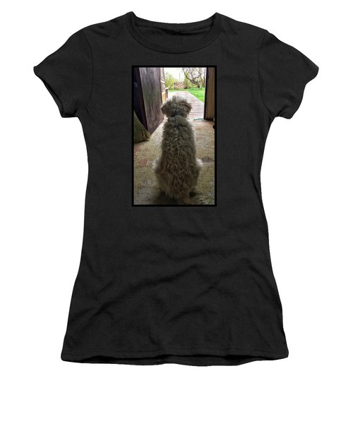 Charlie Dog Women's T-Shirt