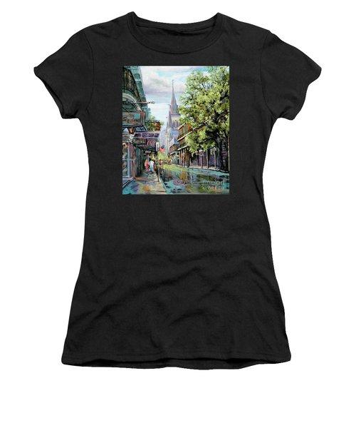 Chartres Rain Women's T-Shirt