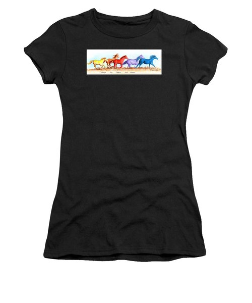 Chasing My Hopes And Dreams Women's T-Shirt (Athletic Fit)