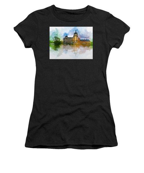 Chateau De Chantilly Women's T-Shirt