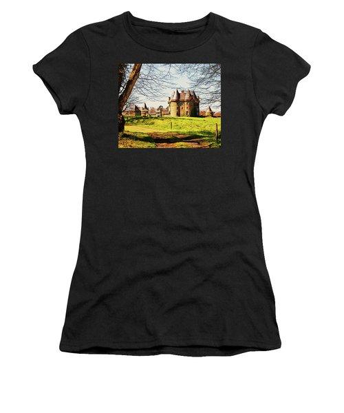 Chateau De Landale Women's T-Shirt