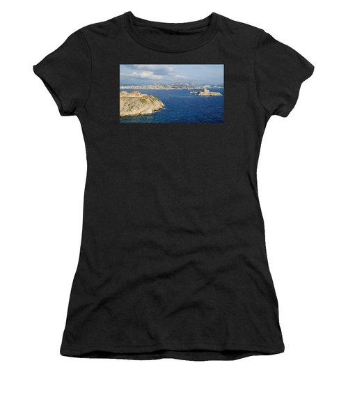 Chateau D'if-island Women's T-Shirt