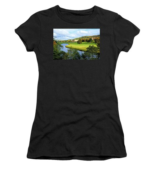 Chatsworth House View Women's T-Shirt
