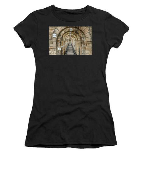 Chaumont Viaduct France Women's T-Shirt