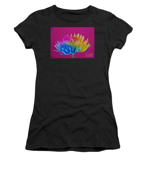 Cheerful Women's T-Shirt (Athletic Fit)