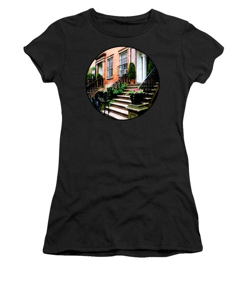 Chelsea Brownstone Women's T-Shirt