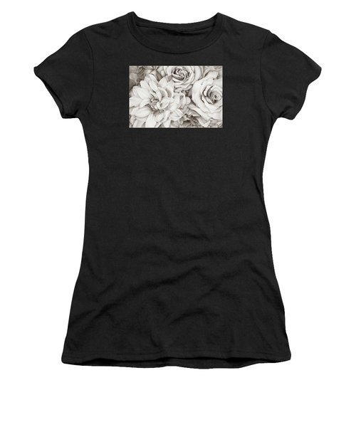 Chelsea's Bouquet - Neutral Women's T-Shirt