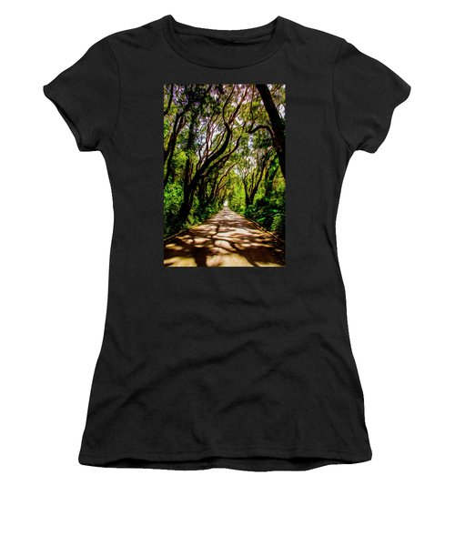 Cherry Tree Hill Women's T-Shirt (Athletic Fit)