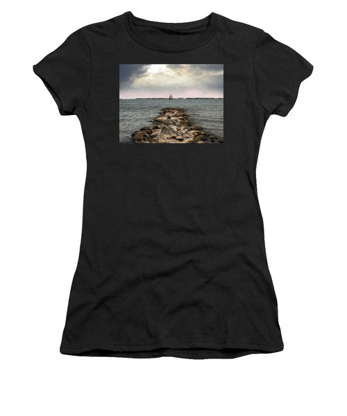 Chesapeake Bay Lighthouse Women's T-Shirt