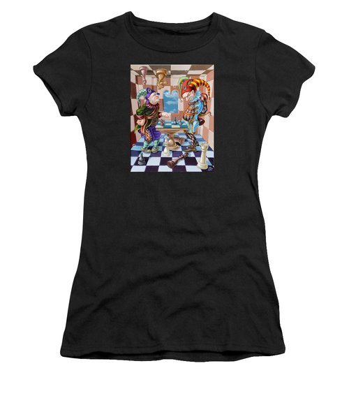 Chess Players Women's T-Shirt