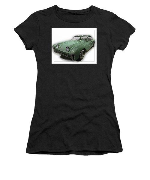 Chevorlet Concept Women's T-Shirt (Athletic Fit)