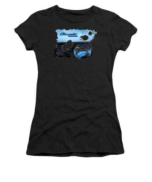 Women's T-Shirt featuring the photograph Chevrolet Camaro by David Millenheft