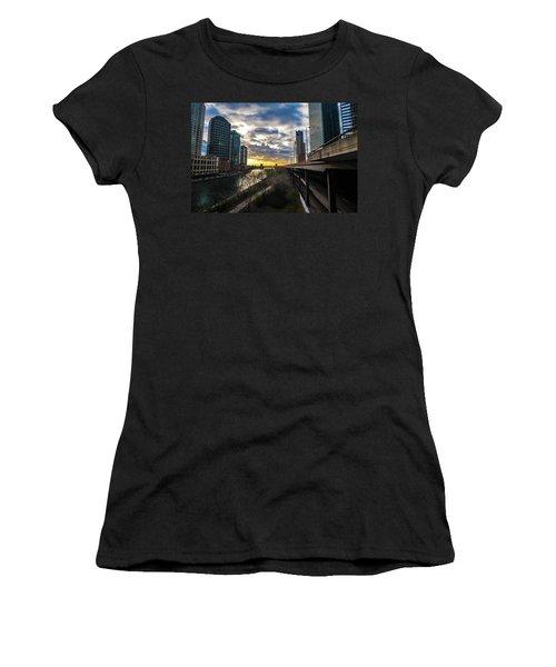 Chi Sunrise 2 Women's T-Shirt