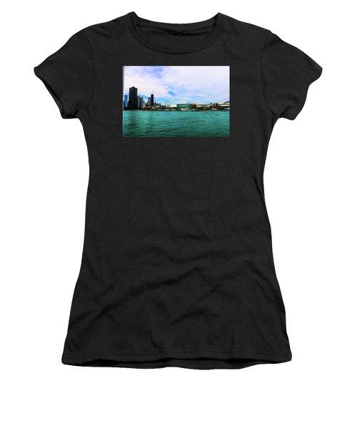 Chicago Blue Women's T-Shirt