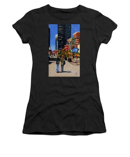 Chicago - Navy Pier Women's T-Shirt