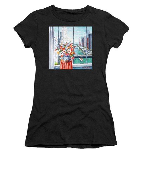 Chicago River Women's T-Shirt