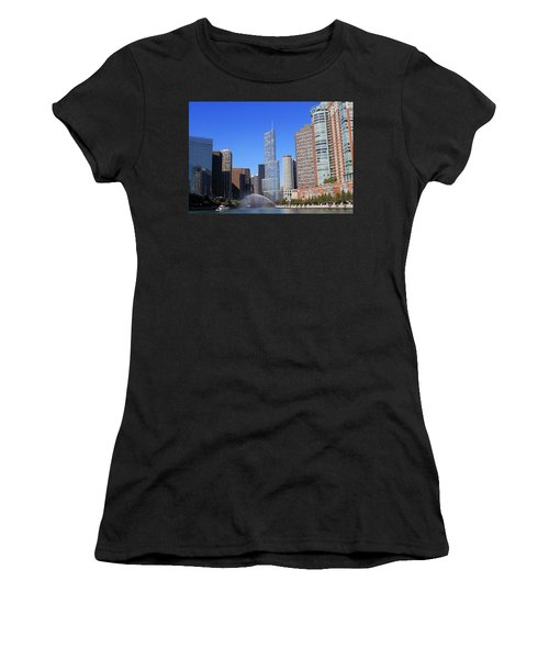 Chicago River Women's T-Shirt