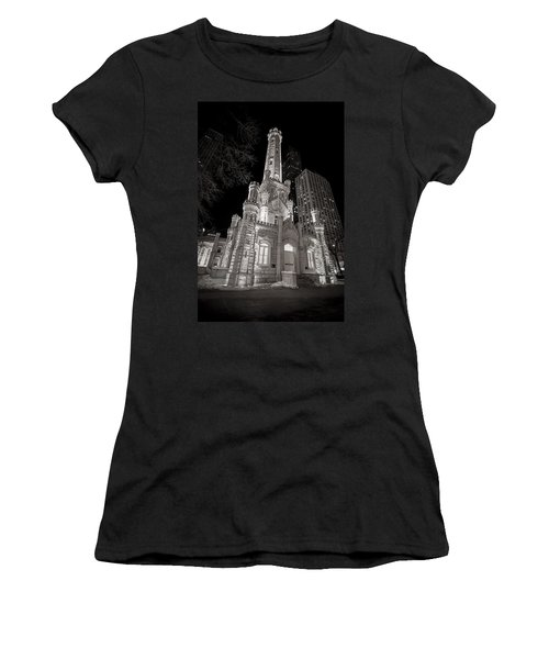 Chicago Water Tower Women's T-Shirt