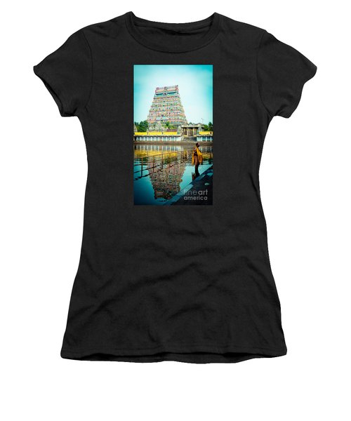 Chidambaram Temple Lord Shiva India Women's T-Shirt