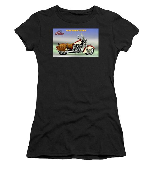 Chief Vintage Le 2013 Women's T-Shirt (Athletic Fit)