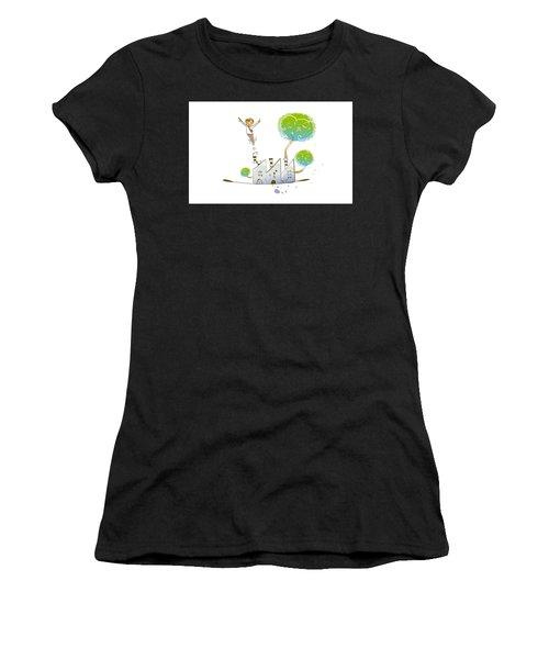 Childhood Dream Women's T-Shirt