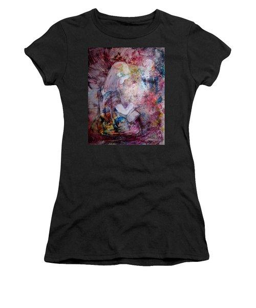 Childlike Faith Women's T-Shirt (Athletic Fit)