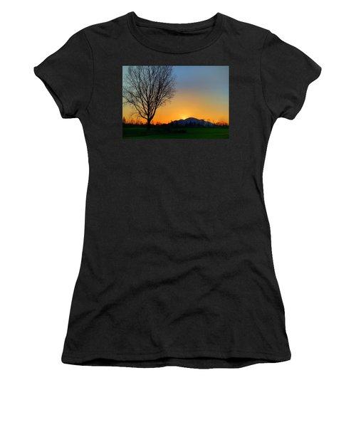 Chilliwack, British Columbia Women's T-Shirt (Athletic Fit)