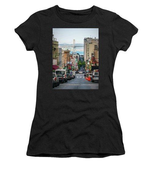 China Town Women's T-Shirt