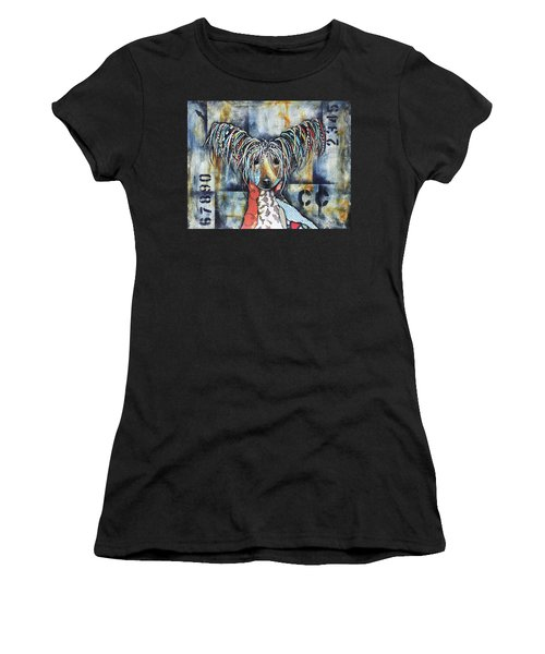 Chinese Crested Women's T-Shirt