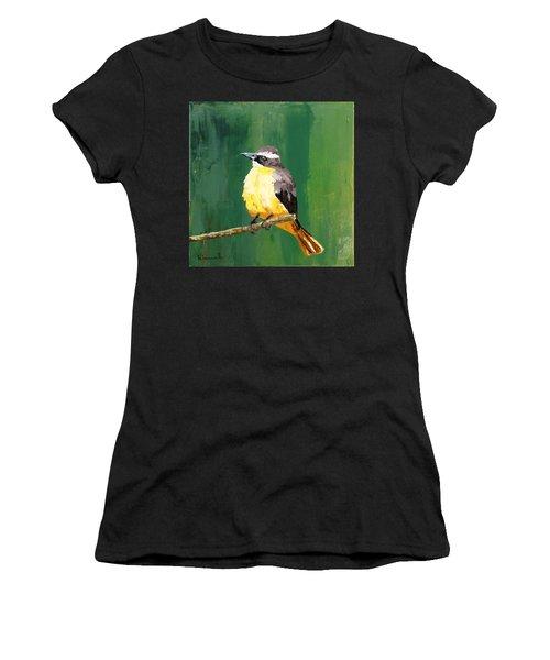 Chirping Charlie Women's T-Shirt