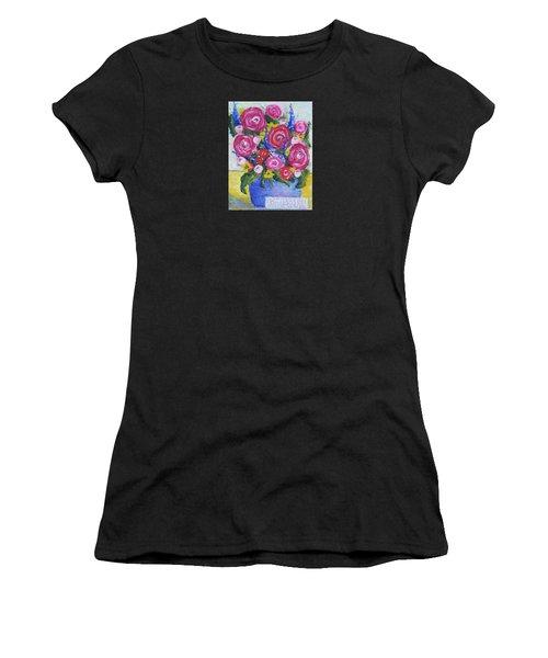 Choice Bouquet Women's T-Shirt (Athletic Fit)