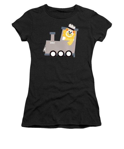 Choo Choo T-shirt Women's T-Shirt (Athletic Fit)